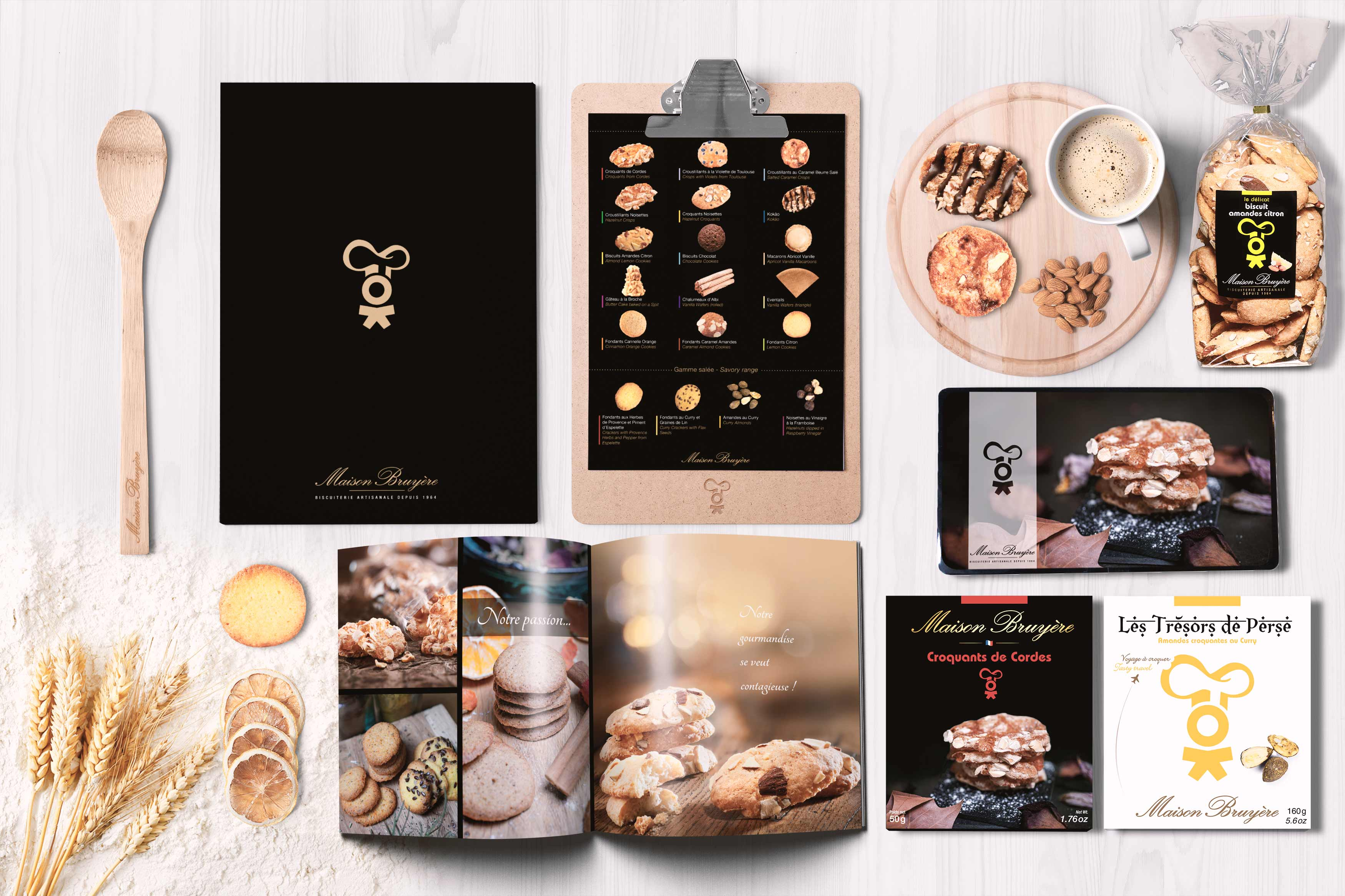 Maison Bruyere Packaging Branding