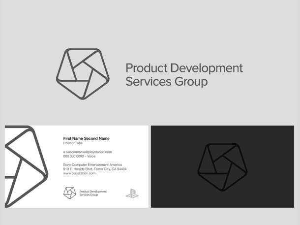 Sony PDSG Branding par Alex Townsend