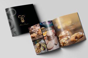 Maison Bruyere Brochure Print
