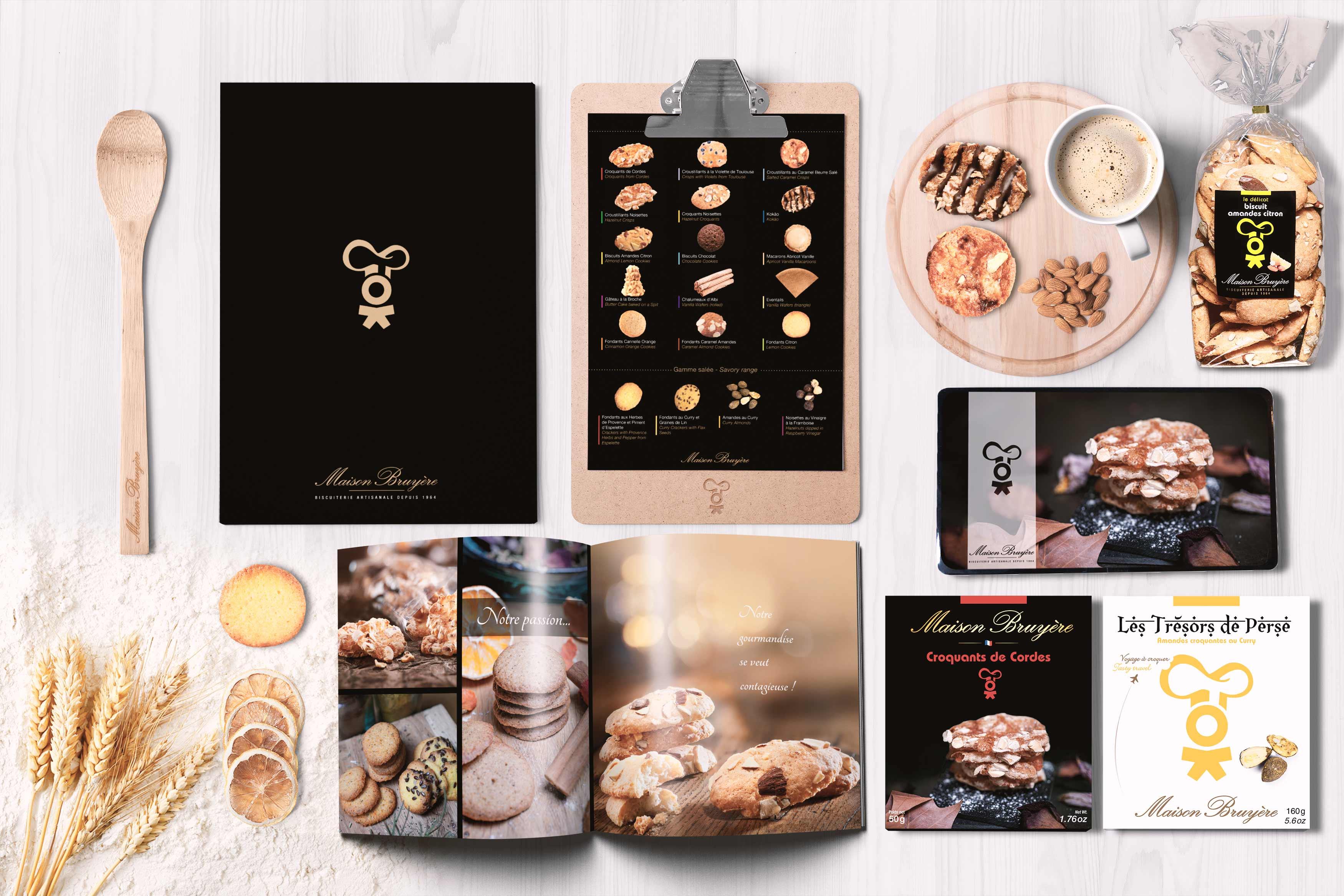 Maison Bruyere Packaging Branding